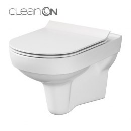 CERSANIT MISKA WISZĄCA CITY NEW CLEANON BOX K35-028